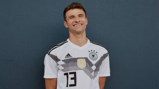 Germany 2018 World Cup home shirt