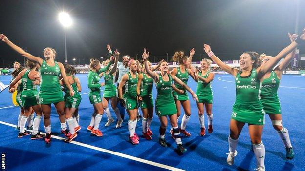 Ireland Womens Hockey